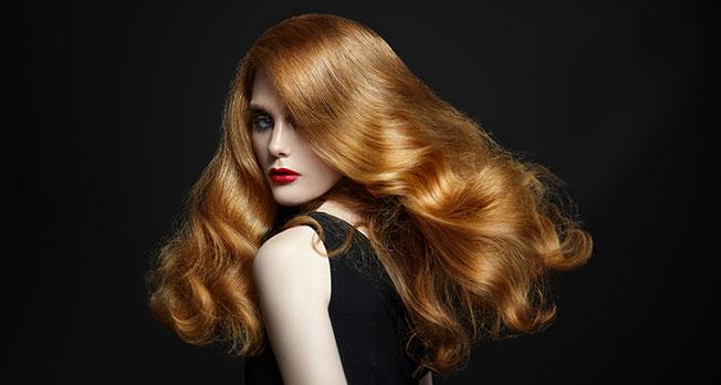 Tendencias en coloración de cabello para el invierno 2015-2016: pelirrojo