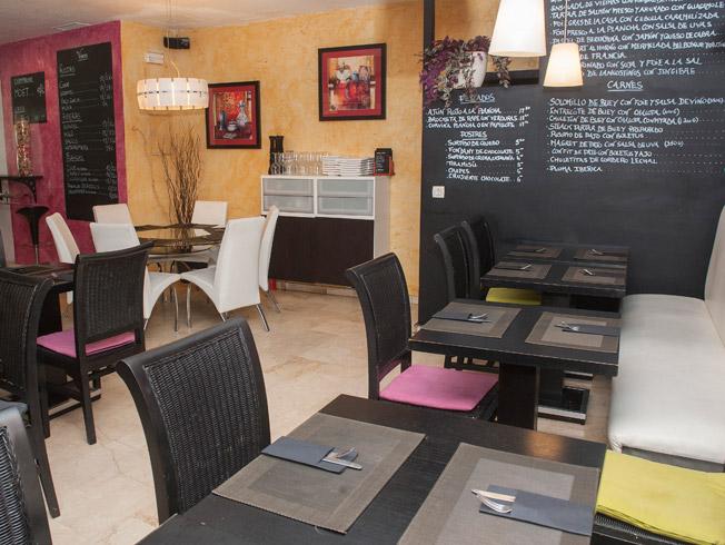 Restaurantes de Sevilla: Box
