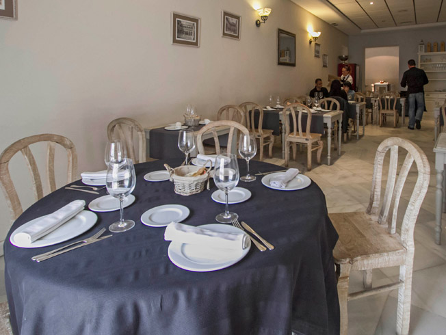 Restaurantes de Sevilla: Catalina Casa de Comidas