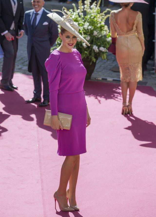 Contemporáneo Vestidos Para Invitados De Boda Caen 2014 ...