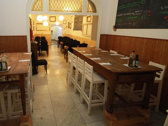 Restaurantes de Sevilla: Fargo Restaurante