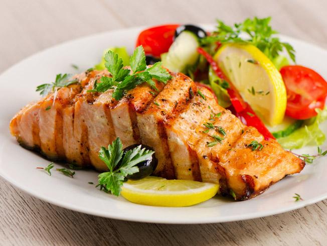 recetas de cocina con salmon