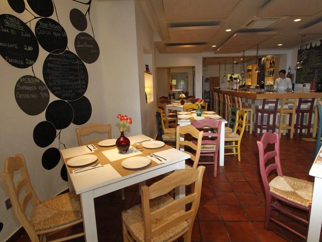 Restaurantes de Sevilla: DeÓ
