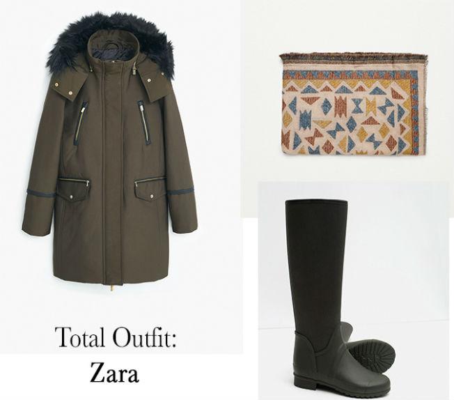 Look de invierno de Mi aventura con la moda
