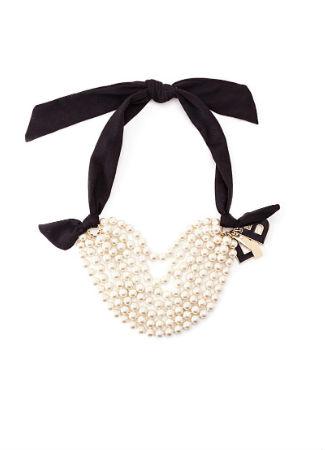 Collar perlas de Bimba y Lola