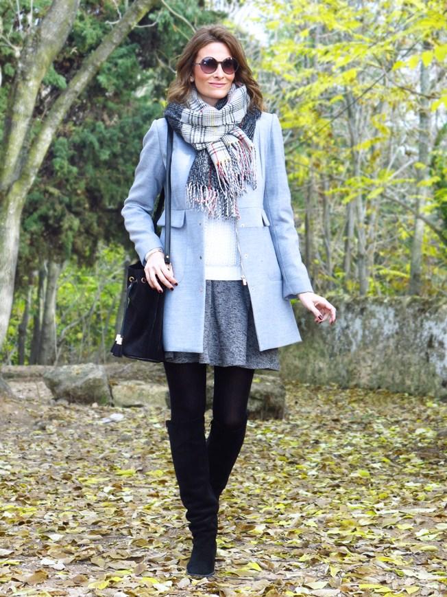 El color gris un imprescindible del invierno bulevar sur - El color gris ...