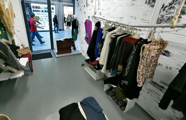 Espacio multimarca con prendas exclusivas y sorprendentes creaciones de diseñadores emergentes