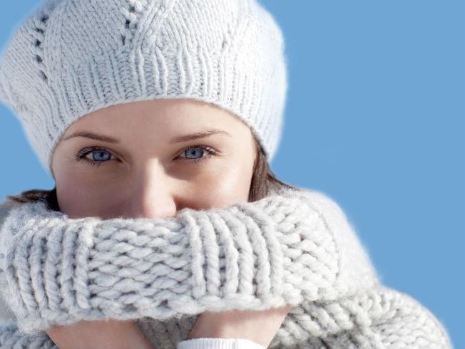 Cuidados de la piel cuando hace frío