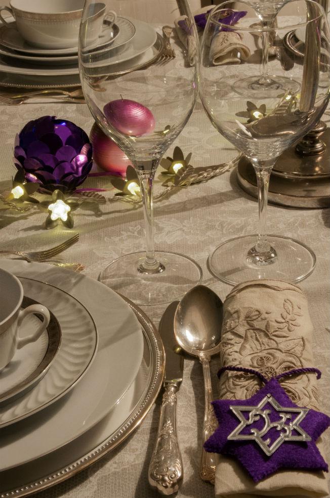 decoracin de mesa de navidad decoracin mesa navidad