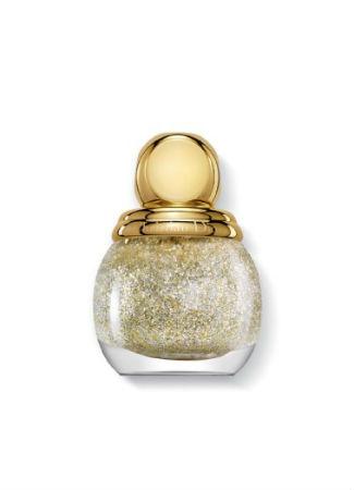 Dior propone uñas-joya para la Navidad 2015