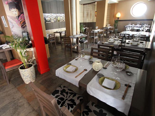 Restaurantes de Sevilla: Matsuri