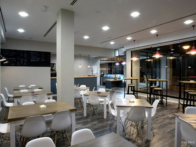 Restaurantes de Sevilla: El mercado de Emma