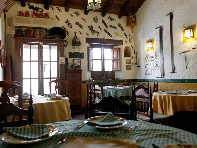 Restaurantes de Sevilla: Verde flojito