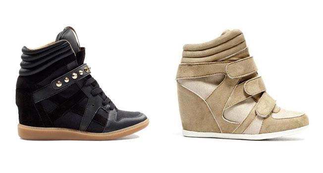 Zapatillas con cuna - Sneakers cuna interior ...