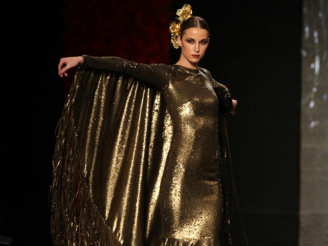 Simof, testigo de la evolución del traje de flamenca