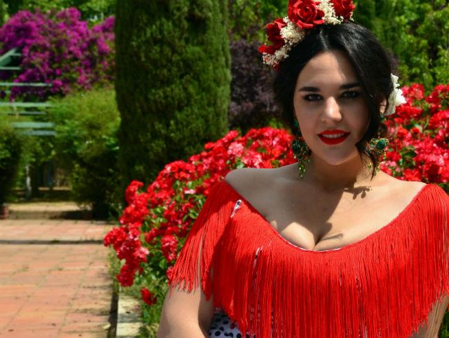 Lunarit0s, así nace y se hace un blog de moda flamenca de referencia