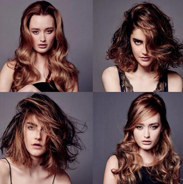 Tendencias cabello 2016: hair contouring