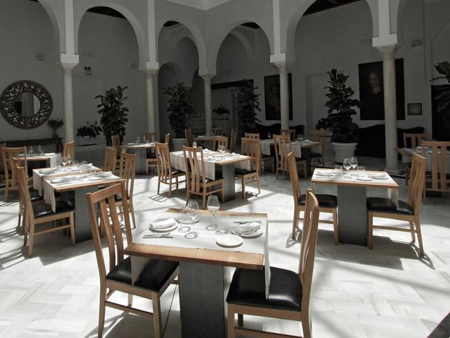 Restaurantes de Sevilla: Sagardi