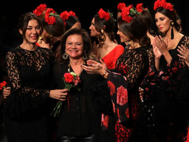 Historias de Simof, las diseñadoras de moda flamenca de referencia