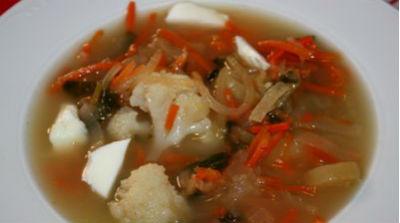 sopa-verduras-almendras