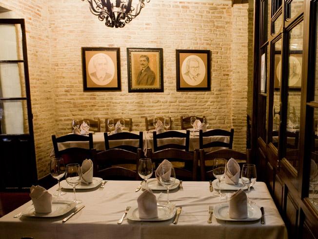 Restaurantes de Sevilla: El Rinconcillo