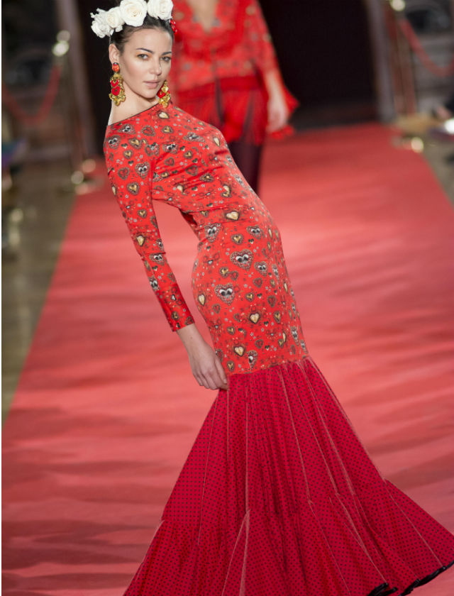 f571aa5e7 Tendencias de flamenca 2016: Simof, We love Flamenco y Jerez ...
