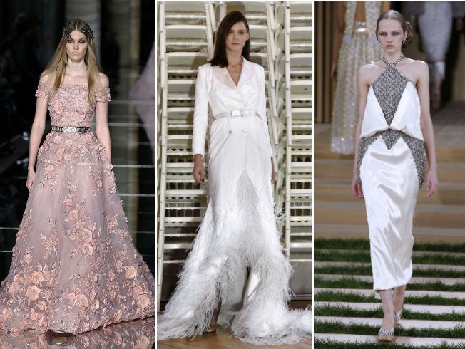 Tendencias internacionales para novias originales