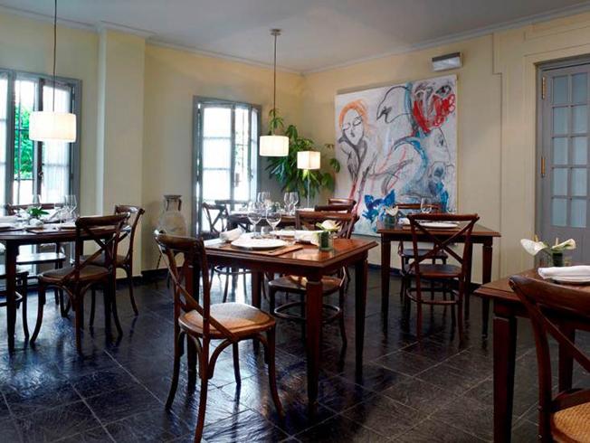 Restaurante Azahar (Hotel Las Casas del Rey de Baeza)
