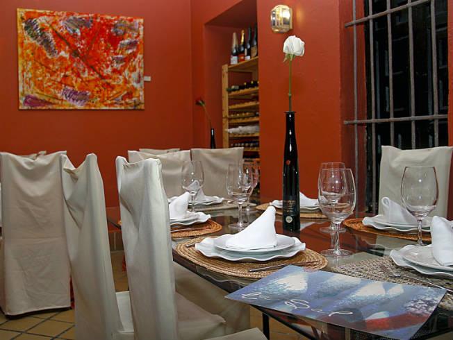 Restaurantes de Sevilla: La Sal