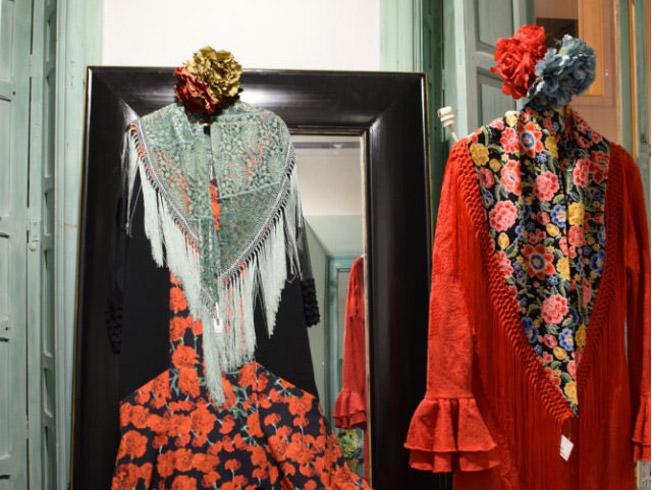 Libélula Shop inaugura en Sevilla su showroom de moda flamenca 2016