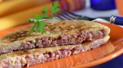 tortilla-salchichas