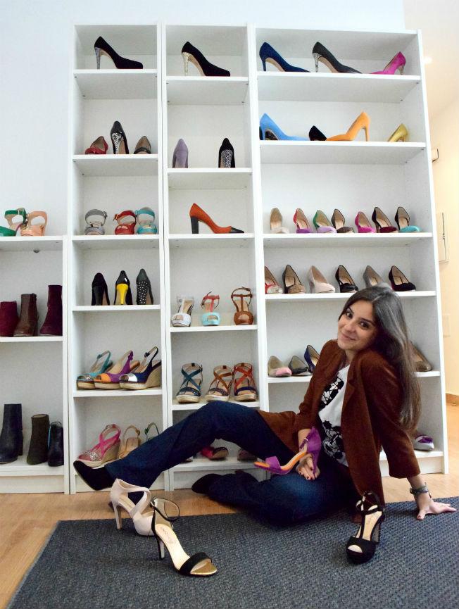 uniqshoes, la firma que personaliza calzado, abre showroom en