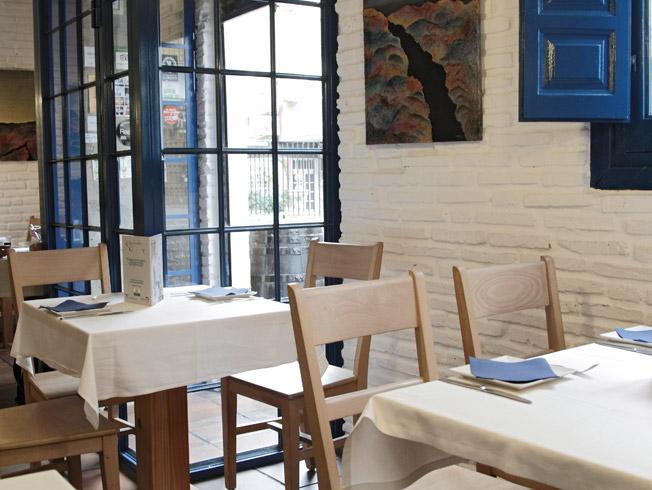 Restaurantes de Sevilla: Zarabanda