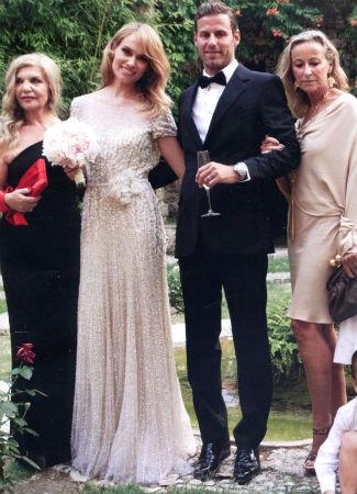 Vestido de novia de Patricia Conde de Elie Saab. Blog de Hola