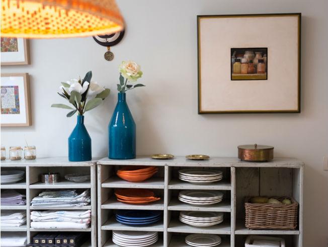 Decoración de cocinas únicas. Cuarto de Maravillas, foto de Lucila Vidal-Aragón