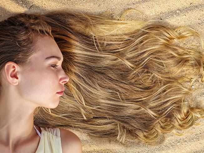 Difuminador solar o cómo aclarar el cabello con naturalidad