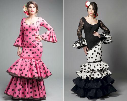 Trajes de flamenca baratos poligono pisa