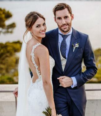 vestidos de novias famosas que nos siguen inspirando en 2016