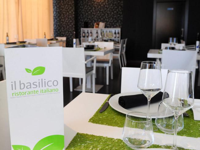 Restaurantes de Sevilla: Il Basilico