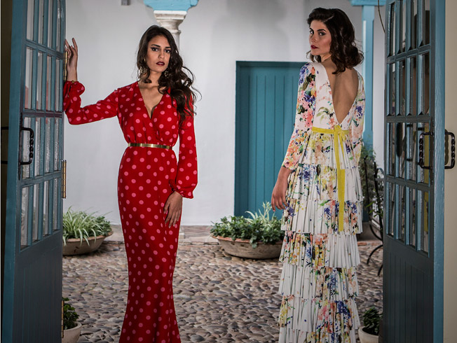 Moda con identidad flamenca para ir a la Feria de Abril 2016