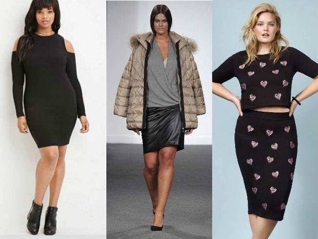 66079f1493bc7 Las prendas diseñadas por Melissa McCarthy o Rebel Wilson ofrecen más  posibilidades a las mujeres «curvies». moda-tallas-grandes