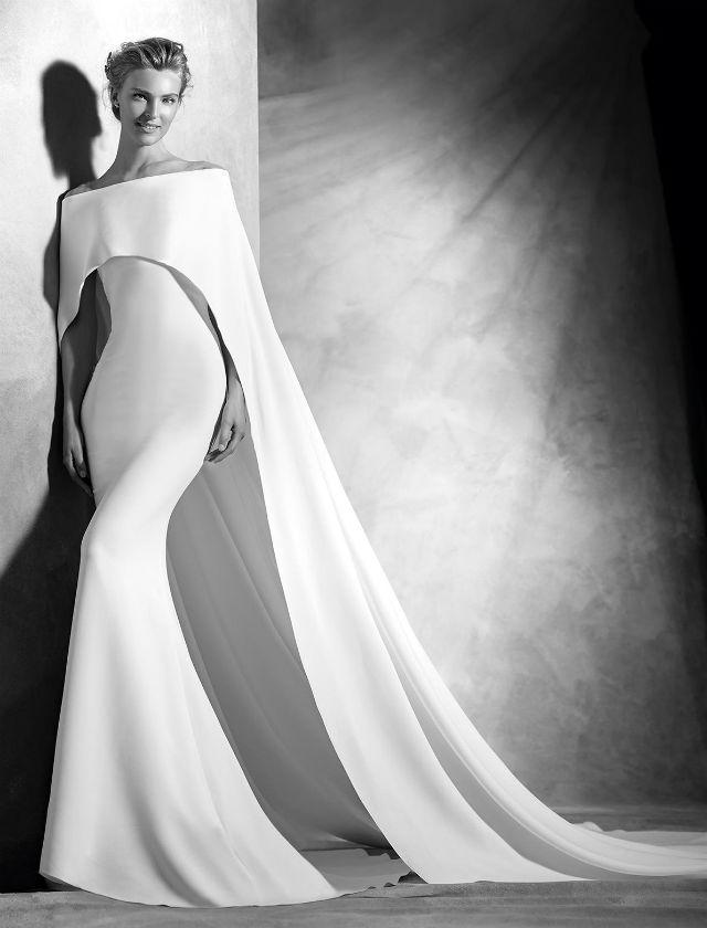 Segundo vestido de novia eva gonzalez