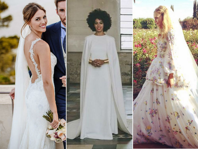 Vestidos de novias famosas que nos siguen inspirando en 2016 , Bulevar Sur