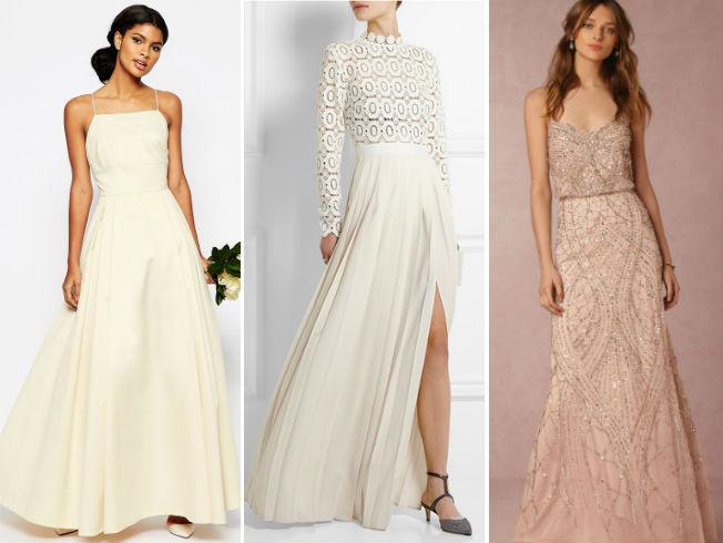 Vestidos de novia baratos para 2016