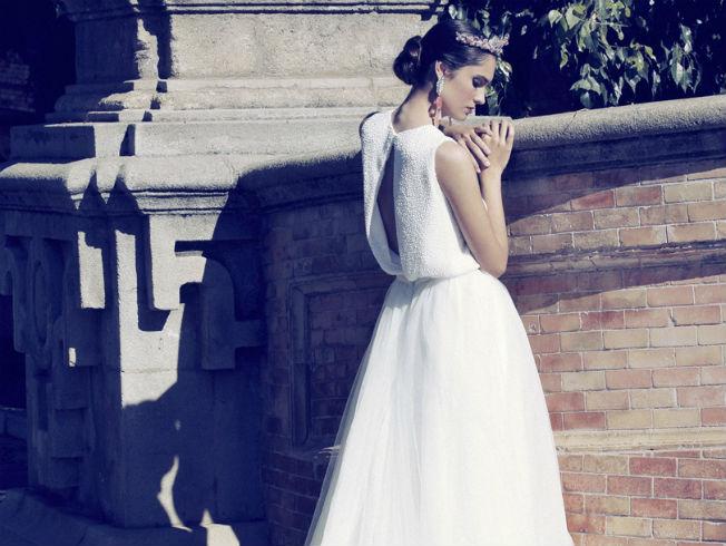 Trajes de novia de Patricia Bazarot en Sevilla