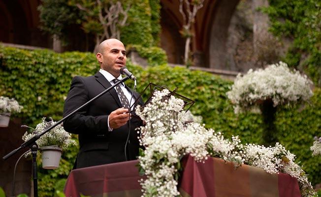 oficiante bodas