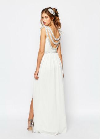 Vestidos griegos de la novia