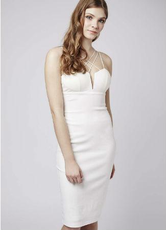Vestido de novia low cost de Rare