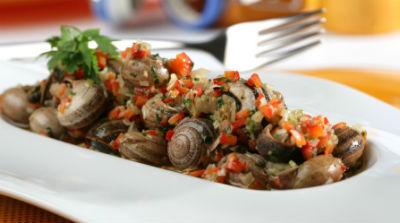 caracoles-vinagreta-
