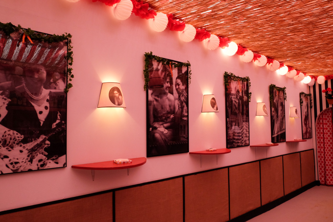 C mo se decoran las casetas de la feria de abril de for Feria decoracion madrid